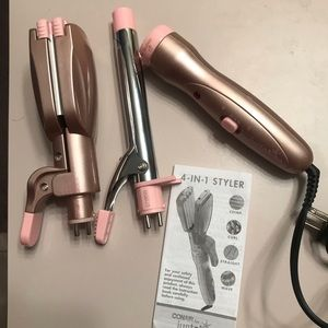 Justice 4 in 1 hair styler.